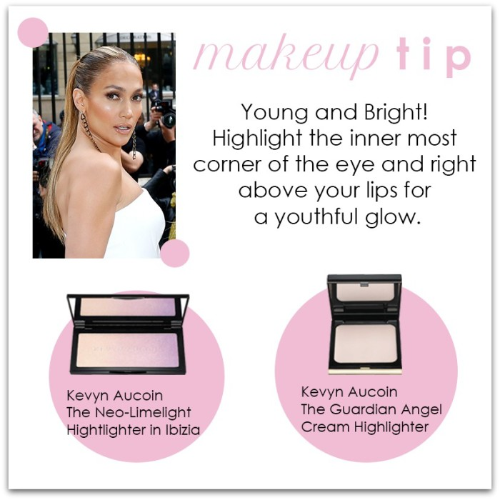 Makeup Tip - Youthful Glow - Houppette