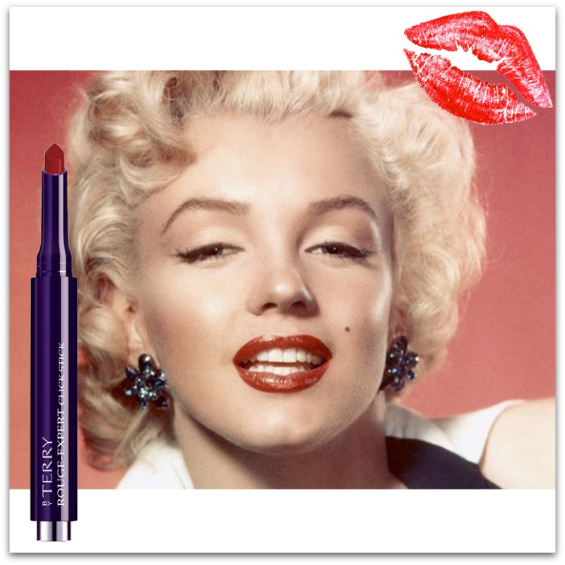 marilyn monroe throwback beauty | houppette