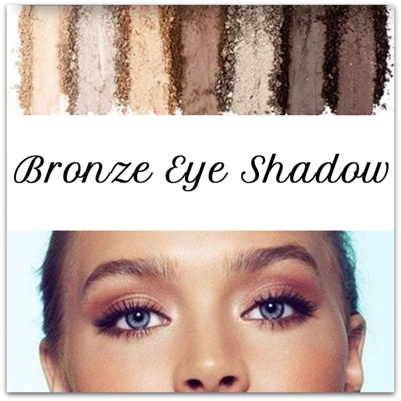 bronze eye shadow trend | houppette