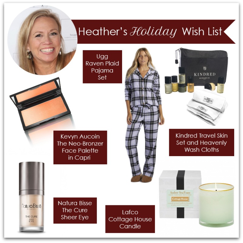 holiday wish list - heather | houppette