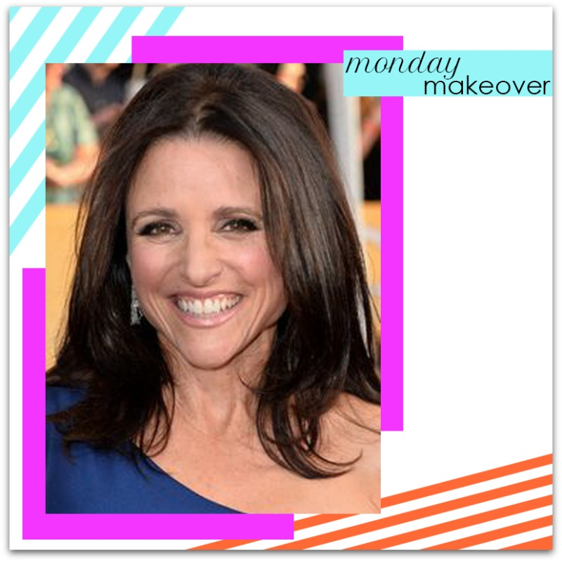 monday makeover julia louis dreyfus