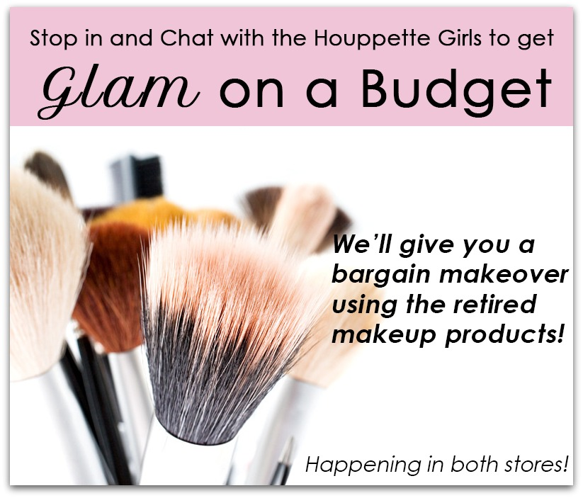 Glam On A Budget