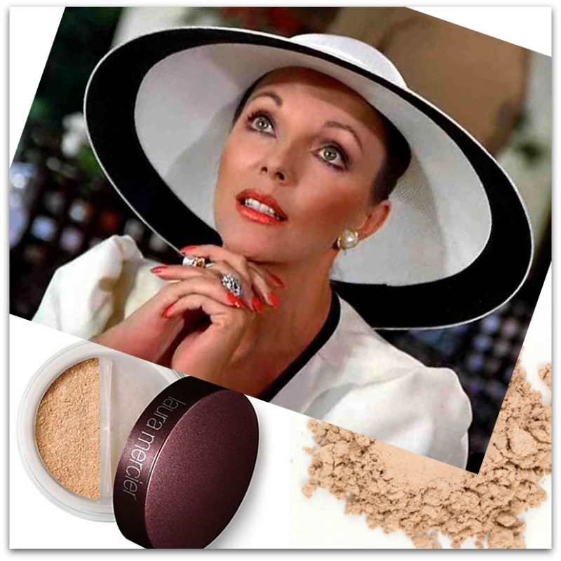 throwback beauty joan collins   houppette