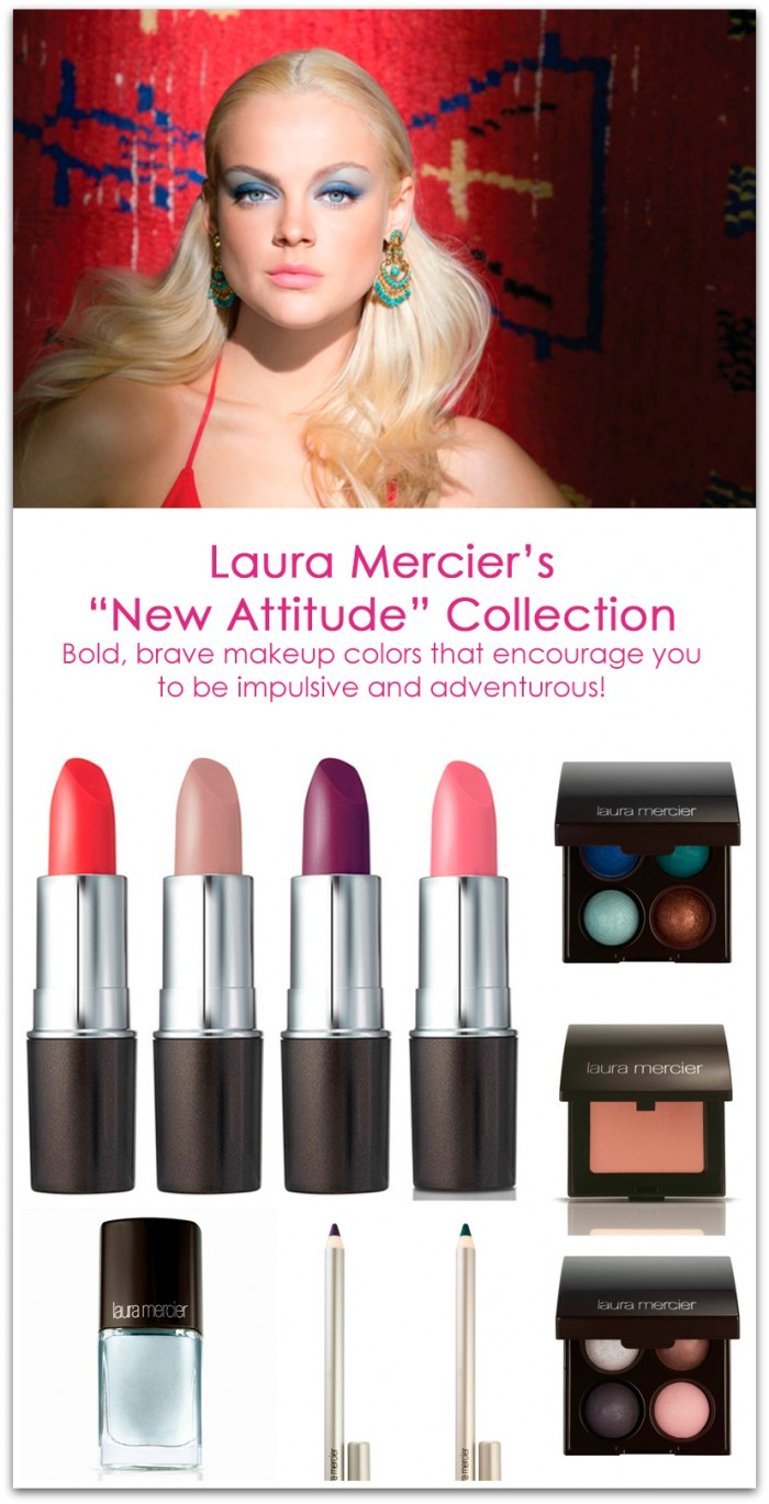 laura mercier new attitude collection