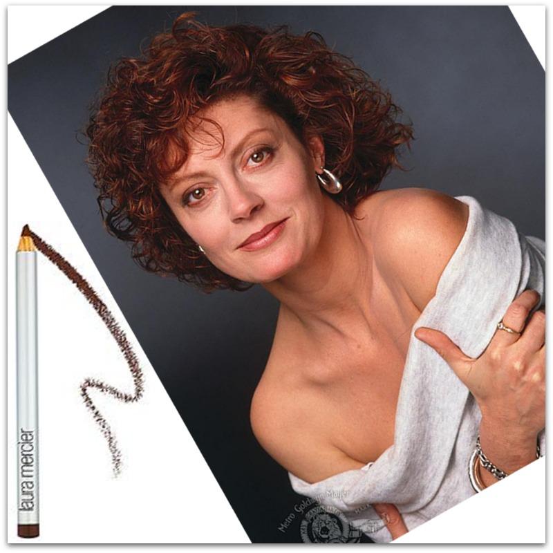 susan sarandon | laura mercier eye pencil
